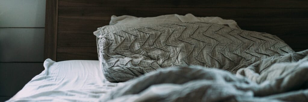 Trouble sleeping- How to reduce night sweats during menopause 1200400