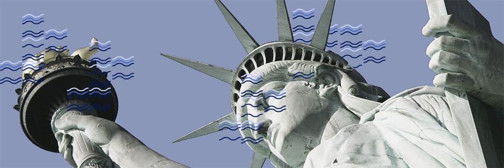 Statue of Liberty New York US