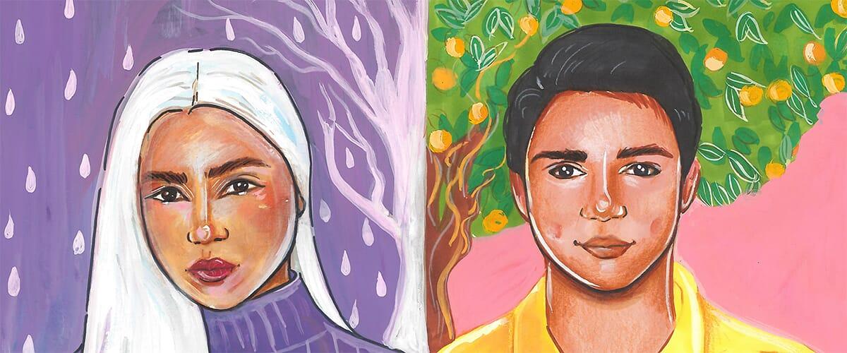 Maliha Abidi art